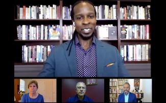 many threads, one fabric discussion with dr ibram kendi